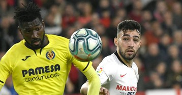 El Villarreal le da una lección de eficacia al Sevilla