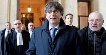Puigdemont comparece ante la justicia belga por su extradición
