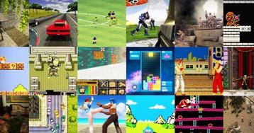 [Перевод] До и после: визуальная эволюция известных видеоигр
