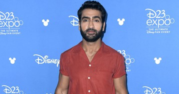 Kumail Nanjiani on Getting Shredded for 'The Eternals': 'Never Thought I'd Be One of Those People'