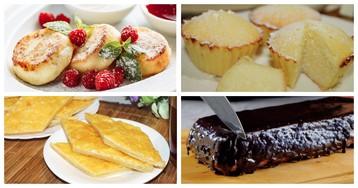 6 совершенно разных рецептов домашних сырников: от классических до абсолютно неожиданных