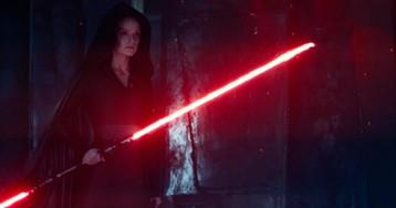 Вещь дня: реплика светового меча Рей из девятого эпизода «Звёздных войн»