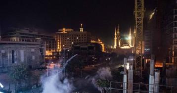 Estos son los 'muchachos' que revientan las protestas en Beirut