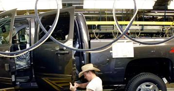U.S. Manufacturing Rebounds Sharply in November
