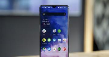 Смартфон OnePlus 7T начал получать обновление OxygenOS 10.0.7