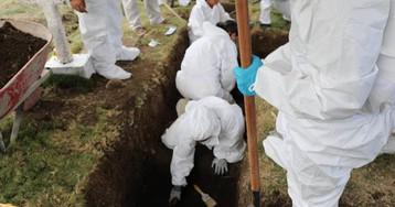 Colombia se enfrenta a la exhumación de 200.000 desaparecidos