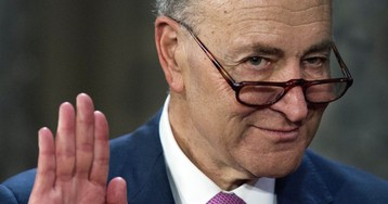 Chuck Schumer Claims He Will Be an 'Impartial Juror' in Senate Impeachment Trial