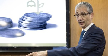 El Banco de España pide un mecanismo fiscal europeo para invertir