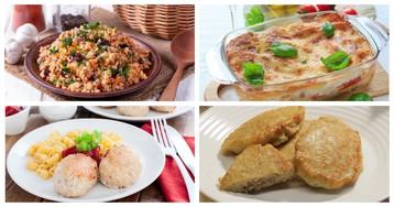 Топ-5 блюд, которые можно приготовить из фарша