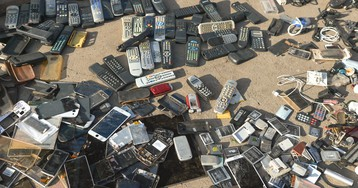 Where Our Smartphones Go When They Die