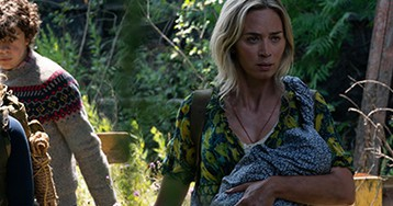 'A Quiet Place Part II' Trailer Teaser Leaves the Silent Path