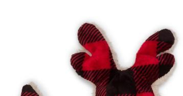 Seasonally-Stylish Holiday Dog Toys From West Paw