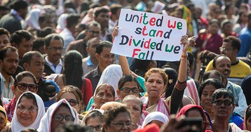 Indian protests erupt as high court postpones hearing challenges to new immigration law