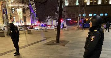 Неизвестные ворвались в здание ФСБ в центре Москвы