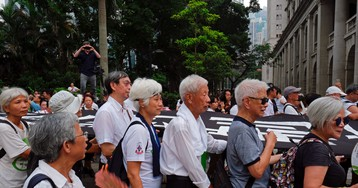 "What Indian parents can learn from Hong Kong's ""silver haired"" protesters"