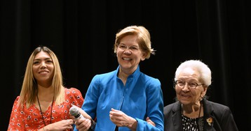 Elizabeth Warren's Native American apology tour to continue with tribal leader meeting in Oklahoma