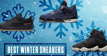 The 10 Best Sneakers to Beat Up This Winter
