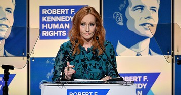 J.K. Rowling Criticized for Defending Woman Fired For Transphobic Tweets