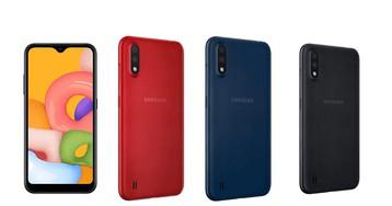 Samsung раскрыла спецификации предстоящего Samsung Galaxy A01