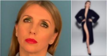 51-летняя экс-жена Бондарчука снялась в фотосессии для взрослых