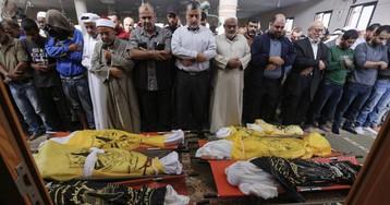 La fiscal de La Haya pide abrir una investigación por crímenes de guerra en Palestina