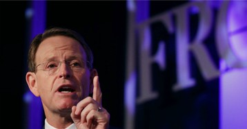 Family Research Council's Tony Perkins: Trump Condemner Christianity Today Has 'PC Worldview'