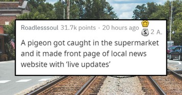 People Share Their Small Town's Scandal