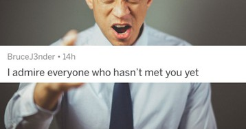 People Share Their Favorite Insults