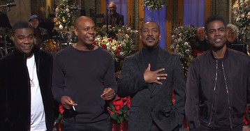 Eddie Murphy Brought Out Classic Characters & Comedy All-Stars in Epic 'SNL' Return