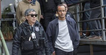 El expresidente de Odebrecht, despedido después de salir de la cárcel