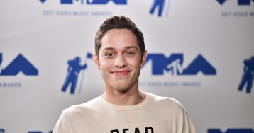 Pete Davidson Seemingly Addresses His Relationship With Kaia Gerber on 'SNL'