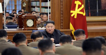 North Korea looks poised to test long-range missiles and boost its military