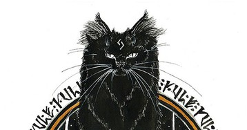 Тихо и незаметно прошел День Йольского кота