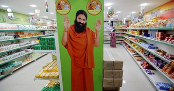 Ramdev's Patanjali seems to have left behind a brief red patch