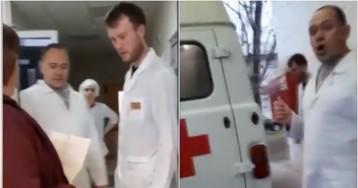 Врачи отказались принимать пациента после ДТП под Астраханью