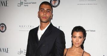 Kourtney Kardashian 'Seems Very Happy About' Giving Younes Bendjima Another Chance