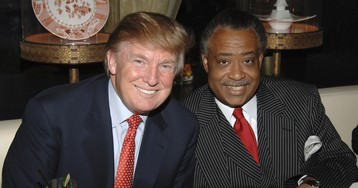 Al Sharpton says pro-Trump evangelicals would 'sell Jesus out'