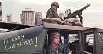 """""""Стелсы"""", """"Апачи"""" и тяжёлый рок: Вторжение в Панаму"""