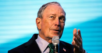 Bloomberg's presidential campaign used prison labor to solicit votes