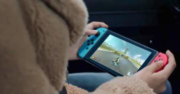 Nanica Smitch: 800 игр в комплекте и внешность от Nintendo Switch