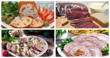 5 оригинальных мясных закусок для праздничного стола