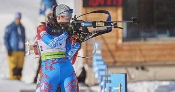 Кайшева выиграла индивидуальную гонку на «Ижевской винтовке»