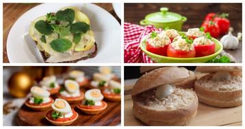 5 оригинальных праздничных закусок, которые готовятся молниеносно