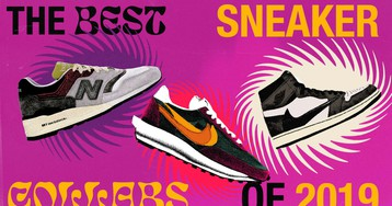 The Best Sneaker Collaborations of 2019