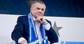 Гендиректор «Зенита» — об уходе Егорова: надеюсь, этим не ограничится, хотя крайнего нашли