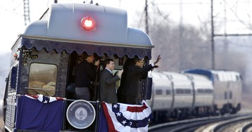 A decade ago, the US was promised high-speed rail—so where is it?