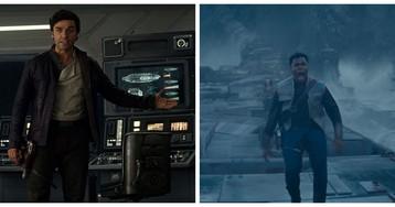 Star Wars: Oscar Isaac 'pushed' for Poe-Finn romance, but 'Disney overlords' weren't ready