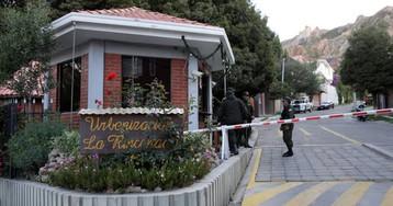 Bolivia carga contra España tras un confuso incidente en la Embajada de México en La Paz