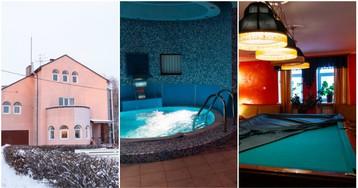 Омский бизнесмен подарил детскому хоспису коттедж с бассейном и бильярдом