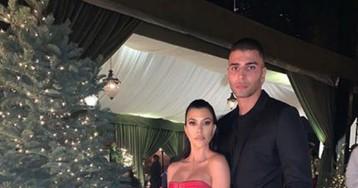 Kourtney Kardashian Makes It Instagram Official With Younes Bendjima — See Their Romantic Christmas Photo!
